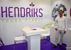 Freek Hendriks van Hendrikas Young Plants.