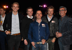 Thomas Wennekers (Codema SDF), Robin vd Knaap (De Wilgenlei), Sjors t Hoen (Codema SDF), Pieters Zwinkels (SDF) Jos ten Have (JP ten Have)