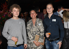 David de Heer (Lentiz), Renee Snijders (Jungle Talks) Jesse Valstar (Lentiz)
