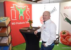 Gerhard Gilbers van WD Products Trade
