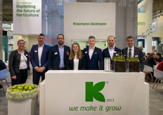 The team with Klasmann-Deilmann
