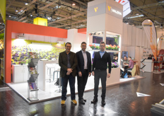 Valoya showed their LED solutions.