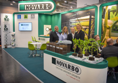 The Novarbo team is nominated for the Fruit Logistica award with their Mosswool, a sustainable growing slab for hydroponic cultivation of greenhouse vegetables made of sphagnum moss.