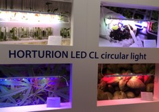 Horturion LED CL circular light