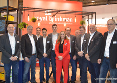 The team of Royal Brinkman at IPM increasingly focusing on sharing their knowledge about all possible horticultural topics and not just selling products.