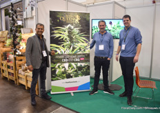 The team of Royal Queen Seeds, suppliers of cannabis seeds, present at the IPM Essen for the first time.