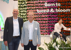 Pieter Eigenraam and Kees Lagerwerf of KP Holland presented no less than nine novelties.