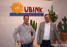 At Ubink a wide range of cacti was exhibited by Wim and Gert.