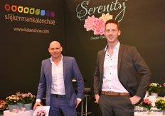 Stefan Slijkerman and Stef Berkhout presented to everyone the three concepts Serenity, Diamond and Tiger.