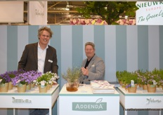 Ewoud Meeuwissen and Adwin van Loenen, Addenda. At the IPM the presented the new concept M.aori for the first time.