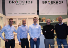 The team of Broekhof.