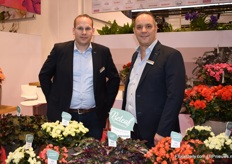 Teunis and Andre van Koppe Begonia placed the Beleaf series and the Sweeties in the spotlight.