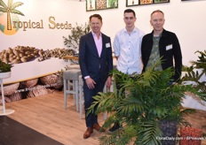 Arthur, Stef and Anton from Tropical Seeds were at the fair to announce their range of Eucalyptus seeds. The Eucalyptus Seeds is a new addition to the assortment. During the fair, Stef celebrated his 22nd birthday.