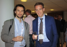 Henry Gordon-Smith and Sander van Noorden (HAL Investments)