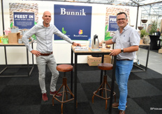 Bunnik Plants & Creations, met Frisco Moret en Jan Bier